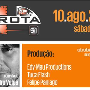 Rota 91 - 10/08/13 - Educadora FM 91,7 by Rota 91 - Educadora FM
