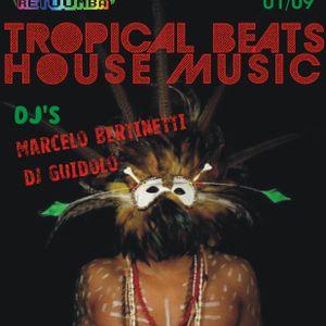 Marcelo Bertinetti Feat Dj Guidoló - LIVE SET@AfterHour Fiesta Retoomba [01/09]
