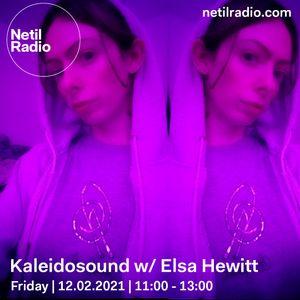 Kaleidosound w/ Elsa Hewitt - 12th February 2021