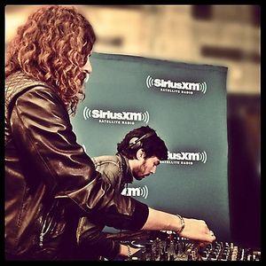 Justice † (ED Banger Records) @ In-Studio for Electric Area, Sirius XM Satellite Radio (19.10.2012)