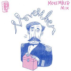 Pencilface +++ Movember Mix