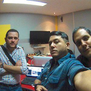 Diciembre 12 2014- LHT Copan- trago travesaño- historia Ñungas-  DJDub – una pista 4 canciones