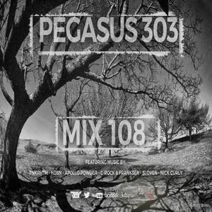 Pegasus 303 Mix 108 - Tech House/ Techno Set