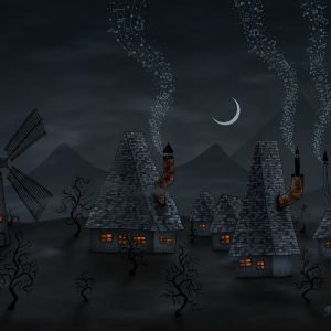 House Village by Alex Moos