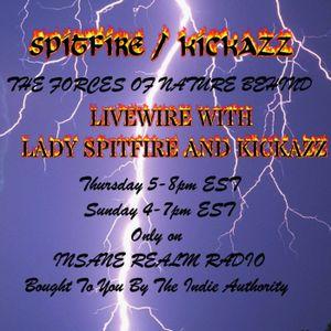 Livewire with LadySpitfire and Kickazz Season 3 - Episode 20