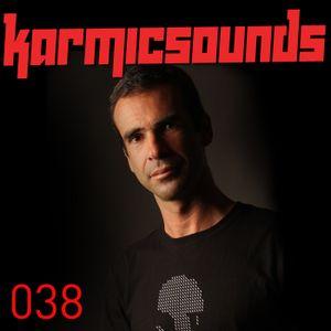 Karmicsounds Radio Show 038 (PENA)