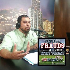 Week 10 Fantasy Frauds @ffrauds #fantasyfootball