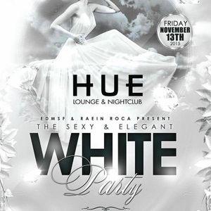 JB - 11.13.15 - Live @ HUE SF (Special 2 Hour Set!)