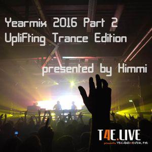 Himmi - Yearmix 2016 Part 2 - Uplifting Trance Edition
