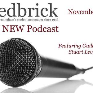 Redbrick Podcast - 7th November 2011