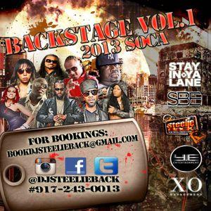 Steelie Black - BACKSTAGE VOL.1 2013 SOCA