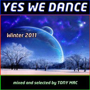 YES WE DANCE Winter 2011 CD1
