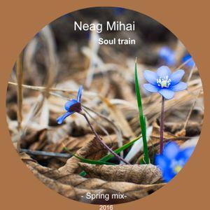 Neag Mihai - Soul train 29.03.2016