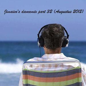 Jimaico's dancemix part 32 (Augustus 2012)