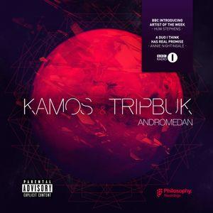 KAMOS&TRIPBUK - ANDROMEDAN EP (PROMO_MIX - Out_Now)