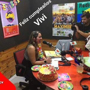 Especial de cumpleaños de la directora de LA M: Vivi Castillo.