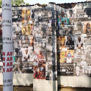 Safina Radio Project at Kochi-Muziris Biennale - 16th April 2019