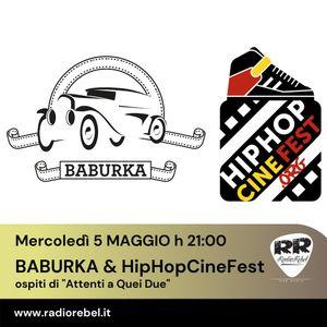 Attenti a Quei Due - HipHopCineFest del 05maggio2021