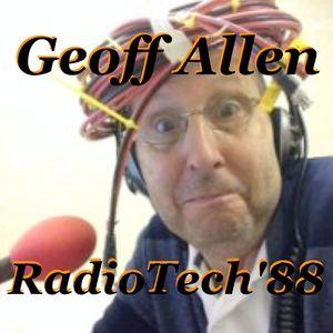 Geoff Allen 2CR RadioTech Show 1988 Radio Rip 1988 House, Acid, Dance, Club, Hip Hop, Classics, Pop