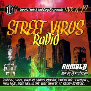Street Virus Radio 72