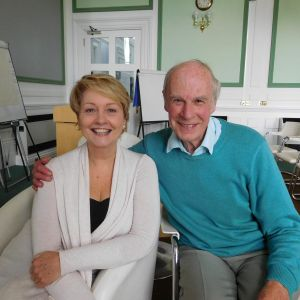 John Hannam Meets Anne Diamond