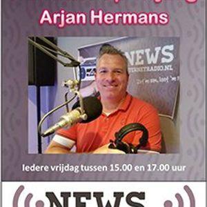 Hermans op Vrijdag Arjan Hermans  Your Request Anton Nagtzaam - 5 januari 2018