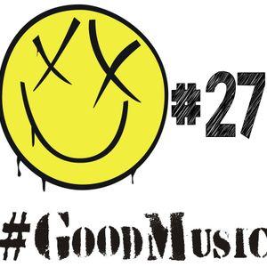 Good Music #27 - OMAR GM (Live Loca FM 14/3/16)