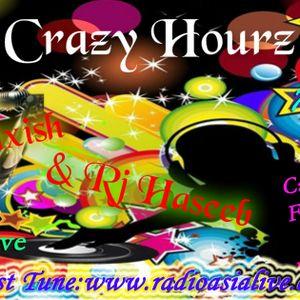 Crazy Hourz wid Rj Mahxish & Rj HB part1