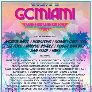 Dash Berlin - Live @ Groove Cruise Miami - Jan 2017