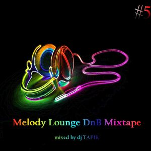 In The Mix Podcast #5 Melody Lounge DnB Mixtape