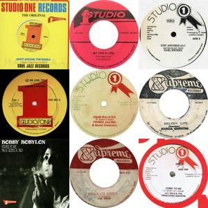 """Reggae ROOTS Jamaican Mixtape #26 Studio One Singles 12"""" Mixes - Essentials Classics Hits Selection"""