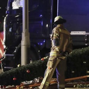 Terror in Berlin - Christmas Market Attack