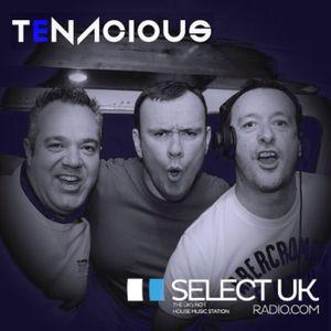 Dave Reeves & Tenacious - Live on SelectUK 29/06/16