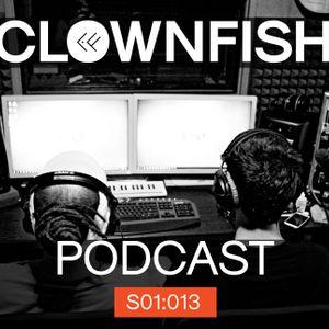 Clownfish Podcast 013 [Fantek & Pex Guest Mix]