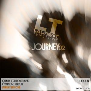Laurent Tenstone - Journey - Tech-House vol. 02 (Continous Mix)