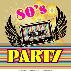 80's party Mix mixed by Chris Cartwright (Bolton)