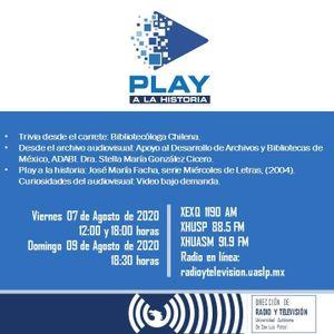 Programa 44. Apoyo al desarrollo de archivos y bibliotecas de México, ADABI 07/08/2020