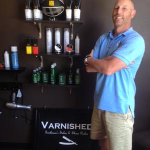 Brett Sellingham: 1 year later, gentleman's barbershop continues to grow