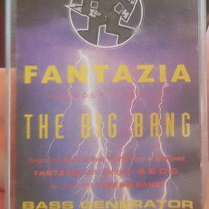 KMC & Bass Generator - Fantazia The Big Bang 27th November 1993