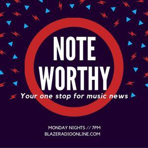 Note Worthy 1/25/16