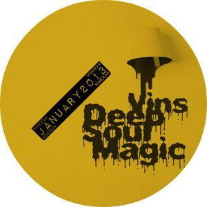Vins - Deep Soul Magic. vol004 (January 2013)