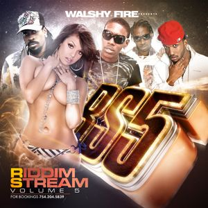Walshy Fire (Black Chiney) Presents Riddim Stream Vol.5