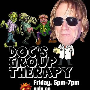 Docs Group Therapy 80s Special with very special guests TENEK