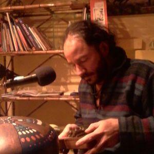 Mirada de Artista-Sergio Oppizzi, músico, luthier y terapeuta de sonido.