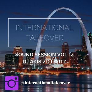 INTERNATIONALTAKEOVER SOUND SESSION VOL 14