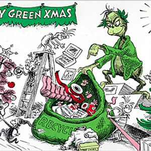 Bear Necessities Vol. 8 How the Grinch Trapped Christmas