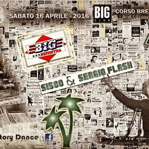 BIG NEPENTHA STORY - DJS SERGIO FLASH AND SISCO  RESIDENT TOGETHER AFTER 33 YEARS - PARTY LIVE SHOW