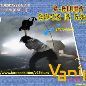 19a1 V-Blues. Rock is Back! - www.vanillaradio.it - 09/03/2015 with Jennifer Batten