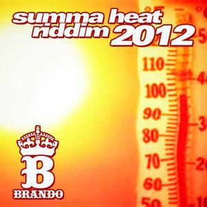 Summa Heat Riddim Mix from Brando Productions
