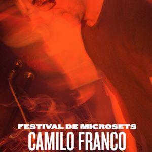 Festival Microsets Camilo Franco Set